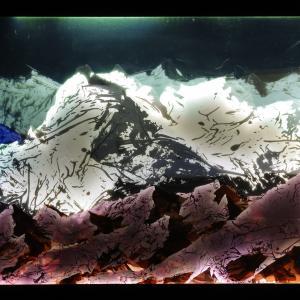 Mountains 2., 98x129 cm, 2016