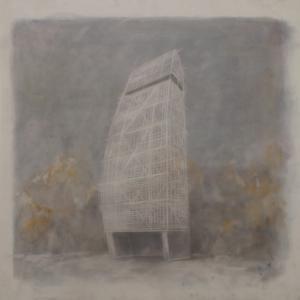 Untitled 00403, 40x40 cm, 2014