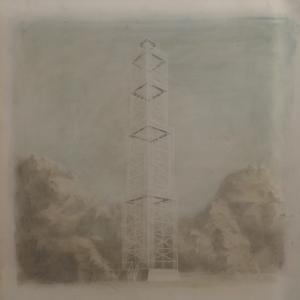 Cím nélkül 00404, 40x40 cm, 2014