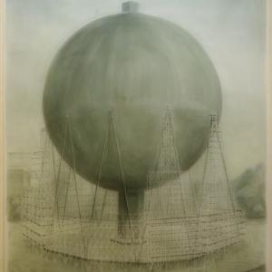 Ózdi Gyár, 184x134 cm, 2016