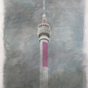 Untitled 00391, 110x85 cm, 2014