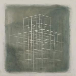 Cím nélkül 00392, 40x40 cm, 2014