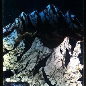 Hegygerinc, lightbox 58x48 cm, 2017
