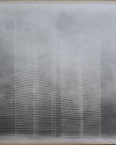 Cím nélkül 00381, 80x92 cm, 2013